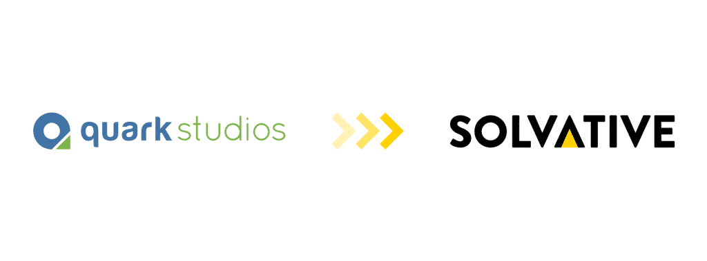 Quark Studios is now Solvative!
